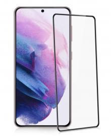 Samsung S20 FE - 2-Pack Heltäckande Skärmskydd i Härdat Glas - Teknikhallen.se