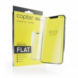 Copter Copter EXOGLASS Skärmskydd iPhone 13 / 13 Pro - Teknikhallen.se