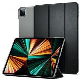 Spigen Spigen Smart Tri-Fold Fodral iPad Pro 12.9 (2021) - Svart - Teknikhallen.se