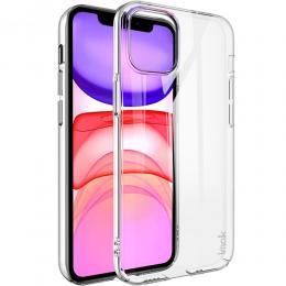 iPhone 12 Mini - IMAK Crystal Pro Transparent Skal - Teknikhallen.se