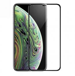 iPhone XR - Härdat Glas 10D Heltäckande Full Fit - Teknikhallen.se