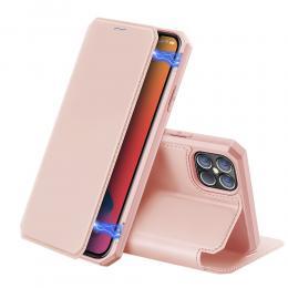 DUX DUCIS iPhone 12 Pro Max - DUX DUCIS Shockproof Fodral - Roséguld - Teknikhallen.se