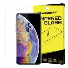 Wozinsky Wozinsky iPhone 11 Pro/Xs/X - Skärmskydd i härdat glas - Teknikhallen.se