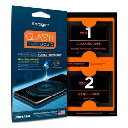 Spigen Spigen Screen Protector GLAS.tR Nano Liquid - Teknikhallen.se