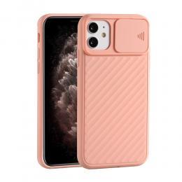 iPhone 12 Pro Max - CamShield Skal - Ljus Rosa - Teknikhallen.se