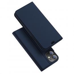 DUX DUCIS iPhone 12 / 12 Pro - DUX DUCIS Skin Pro Fodral - Mörk Blå - Teknikhallen.se