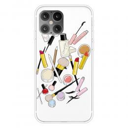 iPhone 12 Pro Max - Skal Med Tryck - Kosmetika - Teknikhallen.se
