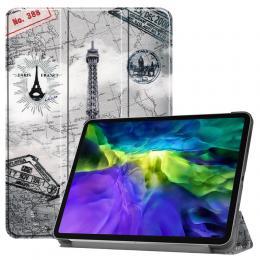 iPad Air (2020) / Pro 11 - Tri-Fold Fodral - Eiffeltornet - Teknikhallen.se