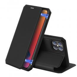 DUX DUCIS iPhone 12 Pro Max - DUX DUCIS Shockproof Fodral - Svart - Teknikhallen.se