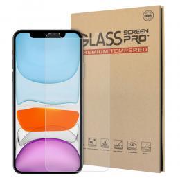 iPhone 12 Pro Max - Premium Skärmskydd I Härdat Glas - Teknikhallen.se