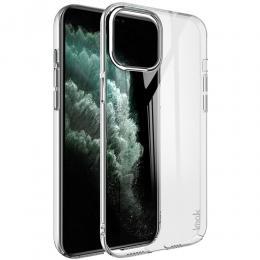 IMAK iPhone 12 Pro Max - IMAK Crystal II Pro Transparent Skal - Teknikhallen.se