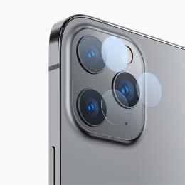iPhone 12 Pro / 12 Pro Max - MOCOLO Linsskydd I Härdat Glas - Teknikhallen.se