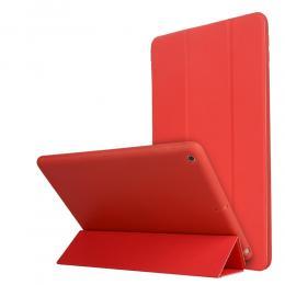 Apple iPad 10.2 (2019/2020) - Tri-Fold Fodral - Röd - Teknikhallen.se