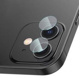 iPhone 12 / 12 Mini - MOCOLO Linsskydd I Härdat Glas - Teknikhallen.se