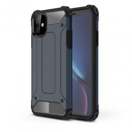 iPhone 11 - Guard Armour Skal - Navyblue - Teknikhallen.se