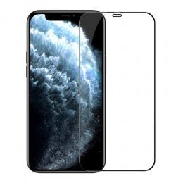 NILLKIN iPhone 12 Pro Max - NILLKIN Pro Premium Heltäckande Skärmskydd - Teknikhallen.se