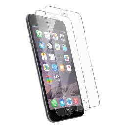 2-Pack härdat glas för iPhone 6/6S PLUS - Teknikhallen.se