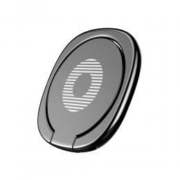 BASEUS BASEUS Ring Hållare funkar med Magnethållare - Svart - Teknikhallen.se