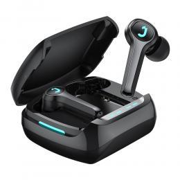 JOYROOM Joyroom Trådlös Vattentät IPX5 In-Ear Bluetooth Hörlurar - Svart - Teknikhallen.se