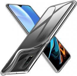 Xiaomi Redmi 9T - Transparent TPU Skal - Teknikhallen.se