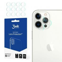 3MK iPhone 12 Pro Max - 4-PACK 3MK Linsskydd - Teknikhallen.se
