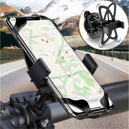 FLOVEME FLOVEME Universal Mobilhållare för Cykel - Svart - Teknikhallen.se