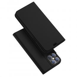DUX DUCIS iPhone 12 Pro Max - DUX DUCIS Skin Pro Fodral - Svart - Teknikhallen.se