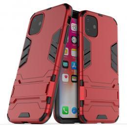 iPhone 11 - Armour Skal - Röd - Teknikhallen.se