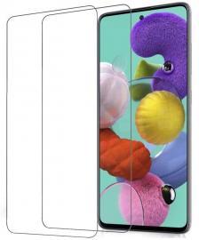 2-Pack Samsung Galaxy A52 - Skärmskydd i Härdat Glas - Teknikhallen.se