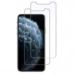 2-Pack iPhone 11 / XR härdat glas - Teknikhallen.se