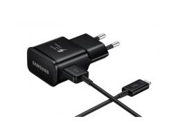 Samsung Samsung 15W 2A Snabbladdare EP-TA20EBE inkl. 1m USB-C Kabel - Svart - Teknikhallen.se