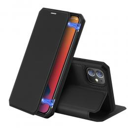 iPhone 12 Mini - DUX DUCIS Shockproof Fodral - Svart - Teknikhallen.se