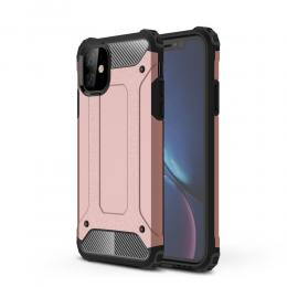 iPhone 11 - Guard Armour Skal - Roséguld - Teknikhallen.se