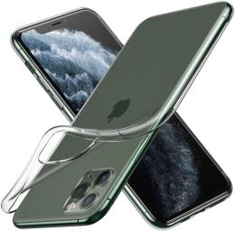 iPhone 11 Pro - Transparent TPU - Teknikhallen.se