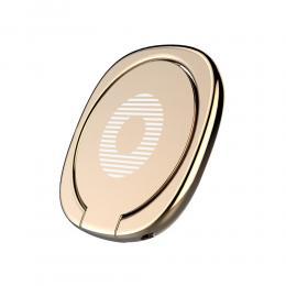 BASEUS BASEUS Ring Hållare funkar med Magnethållare - Guld - Teknikhallen.se