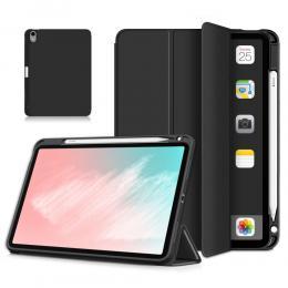 iPad Air (2020) - Tri-Fold Fodral - Svart - Teknikhallen.se