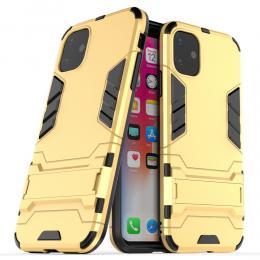iPhone 11 - Armour Skal - Guld - Teknikhallen.se