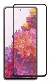 Samsung S20 FE - 2-Pack Heltäckande 10D Skärmskydd i Härdat Glas - Teknikhallen.se